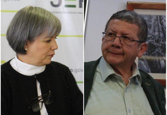 Pablo Catatumbo y su bloque de guerra se presenta en la JEP