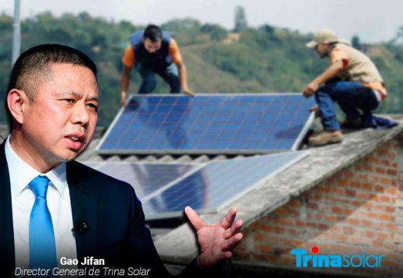 Los chinos producirán buena parte de la energía limpia de Colombia