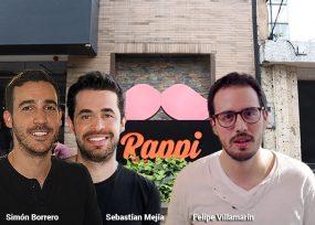 Fundadores de Rappi: los líderes más influyentes de 2019