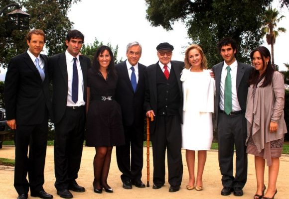 Familia del presidente Piñera mete más plata en la Bolsa de Colombia
