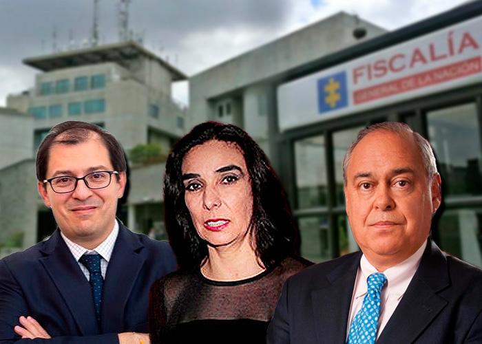 Lista terna para reemplazar a Néstor Humberto Martínez