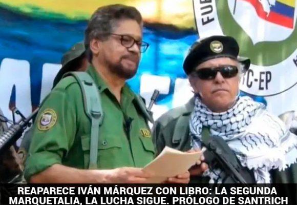 Iván Márquez reaparece con su libro: La Segunda Marquetalia, la lucha sigue