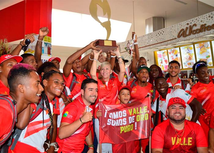 Cómo logró el Valle ganar los Juegos Nacionales después de 20 años