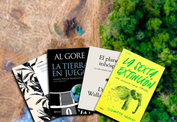 Diez libros anticiparon la crisis del cambio climático