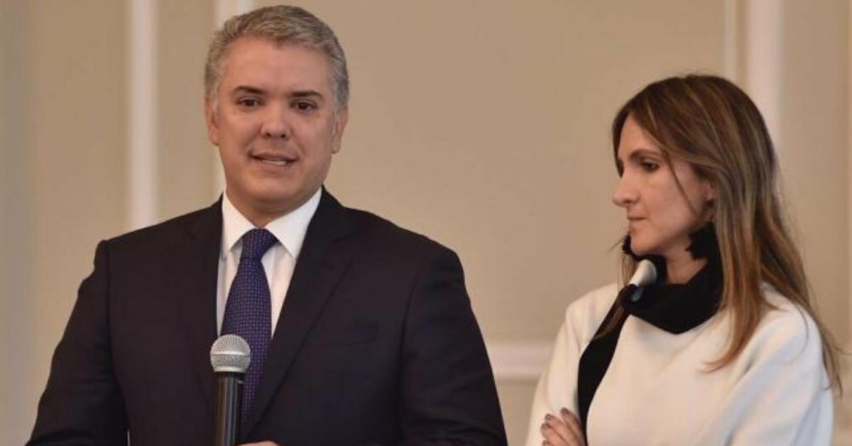 Los reflejos autoritarios de María Paula Correa en Palacio ...