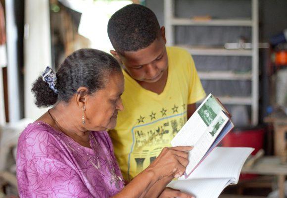 Raíces y cultura del barrio Nelson Mandela de Cartagena