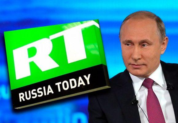 Russia Today, la ofensiva informativa de Putin en el mundo