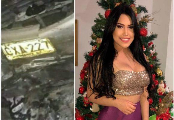 Lotería jugó el número del carro donde se accidentó Ana Del Castillo
