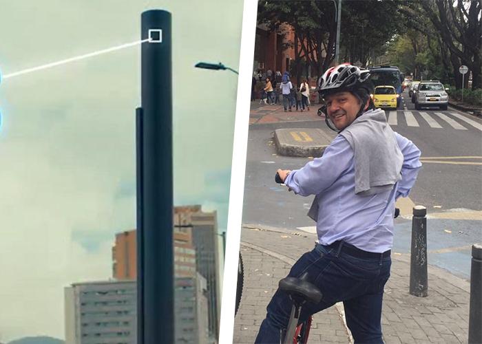 ¿Las cámaras ilegales de Bocarejo en Bogotá?