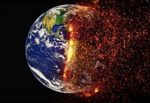 La lucha por el cambio climático