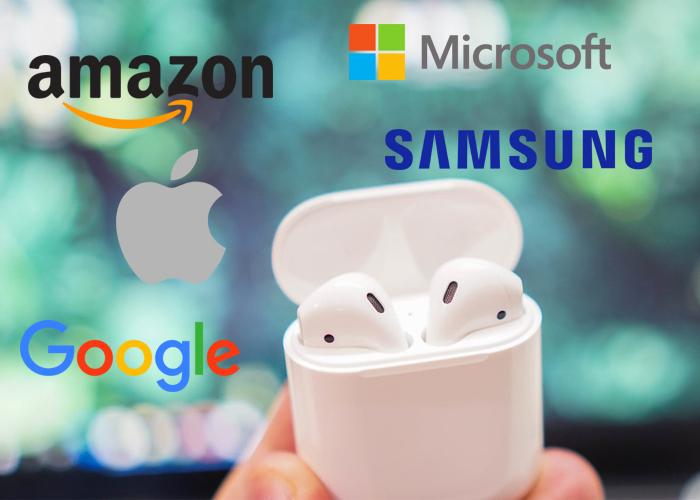 La pelea por el negocio de los audífonos inalámbricos