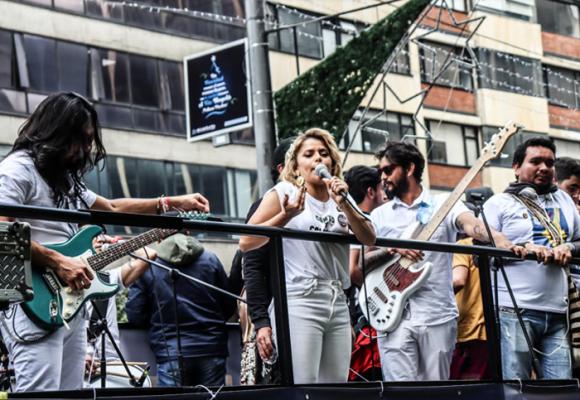 'Un canto por Colombia', la iniciativa de artistas que sí valen la pena