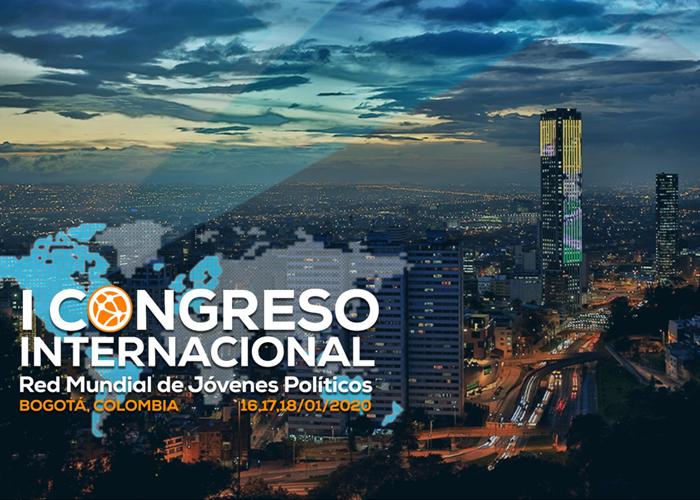 Bogotá, sede del Congreso Internacional de Jóvenes Políticos