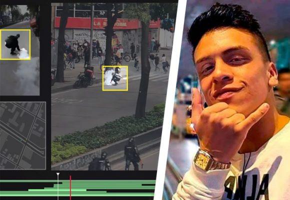 El segundo a segundo del disparo que mató a Dilan Cruz