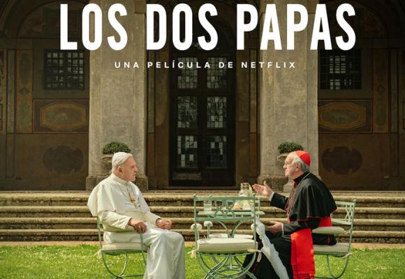 'Los dos papas', una lavada de cara a Bergoglio