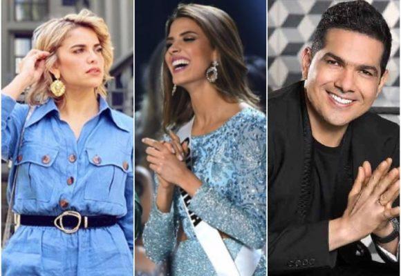 Peter Manjarrés, Gabriela Tafur y Adriana Lucia: El rechazo de los famosos a los Petro