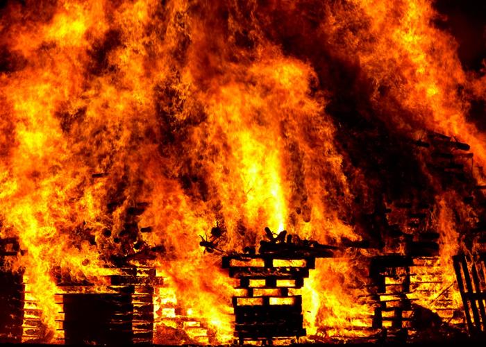 Cómo prevenir incendios en este fin de año