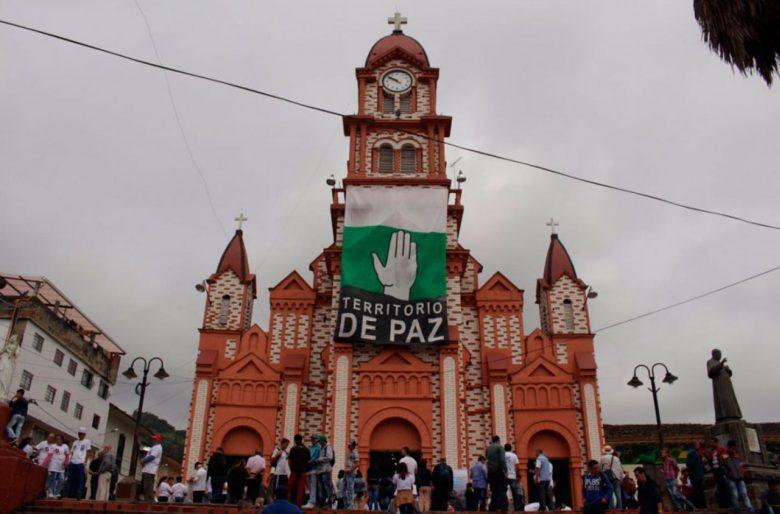 Granada, Antioquia, sale de sus espantos