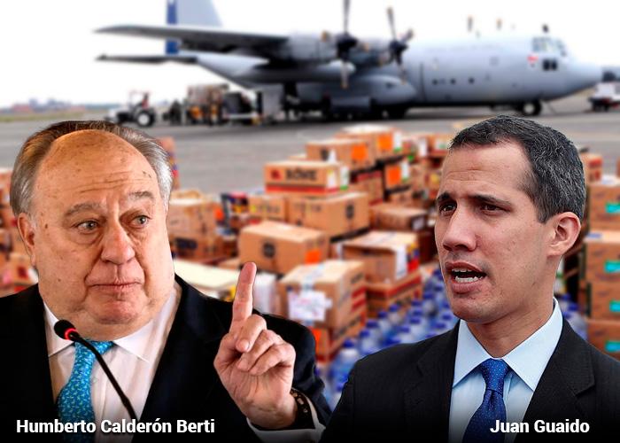 ¿Guaidó y sus allegados se 'parrandearon' los fondos de ayuda humanitaria a Venezuela?