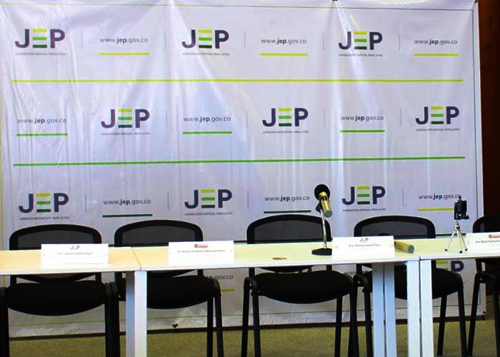 JEP, una justicia especial para victimarios