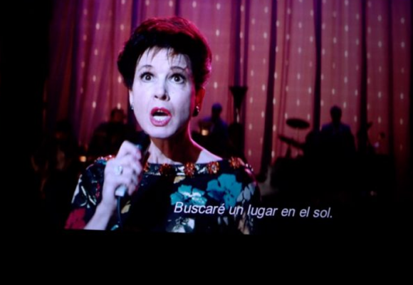 Llega 'Judy', la historia del ángel de Hollywood, a las salas de cine