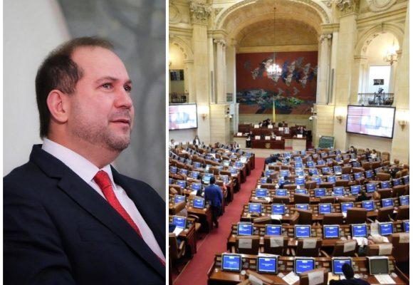 Congresistas colombianos con el segundo sueldo más alto de Latinoamérica
