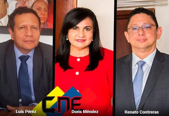 Santos y Odebrecht: tres magistrados del CNE definen su caso