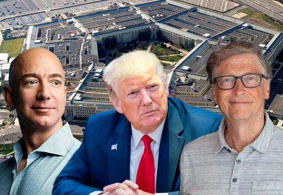 El golpe de Trump a Jeff Bezos que lo destronó de la lista de millonarios
