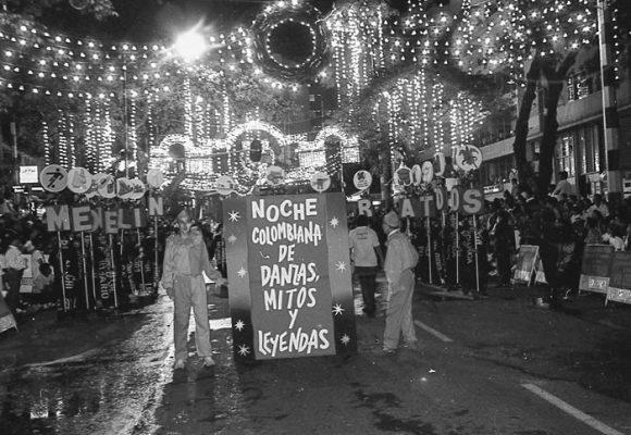 Un viaje por la historia del Desfile de Mitos y Leyendas