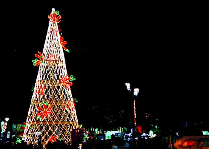 Quimbaya, un paraíso de luz y alegría en esta Navidad