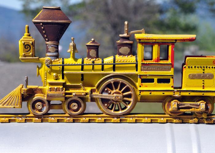 El tren amarillo de Macondo en el nuevo Magdalena