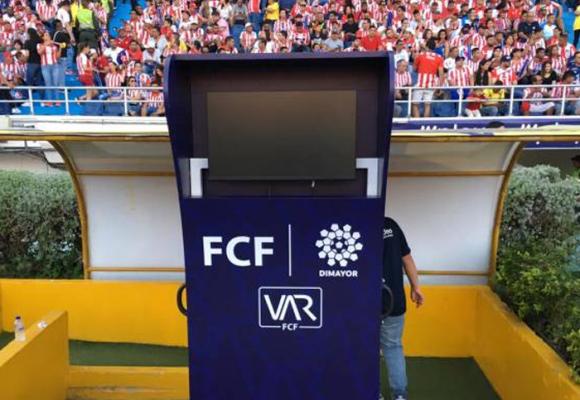 La llegada del VAR a Colombia, un hecho histórico