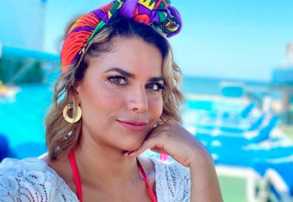 Tremenda parada de Adriana Lucía a mujer que criticó su abdomen
