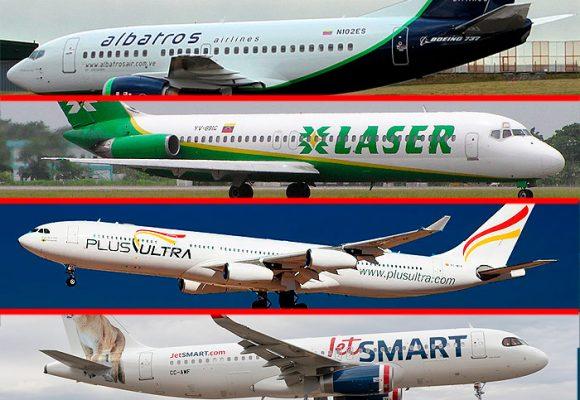 Las 4 nuevas aerolíneas internacionales que llegaron a pelearse los viajeros en Colombia