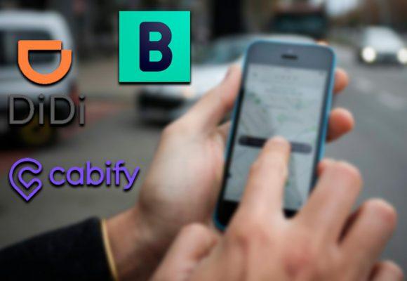 Guerra de abogados de plataformas para quedarse con el mercado de Uber