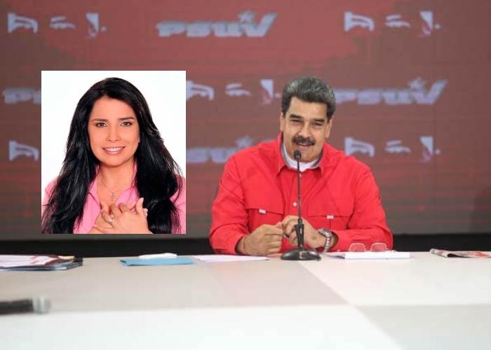 Maduro no podrá chantajear al presidente Duque con Aída Merlano