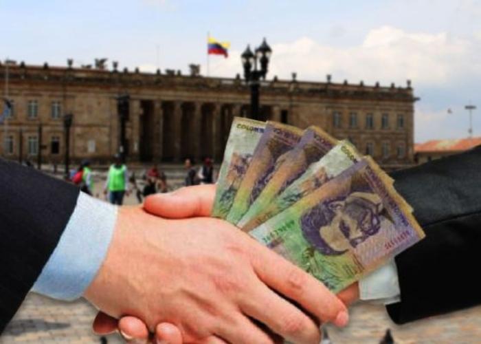 La corrupción, el virus mas mortífero de Colombia