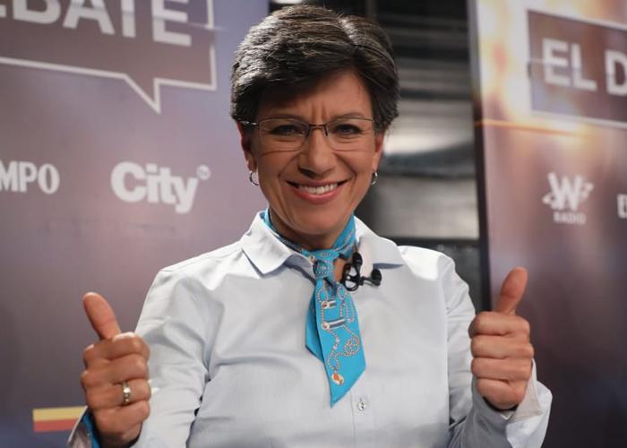 Las primeras 4 promesas rotas de Claudia López
