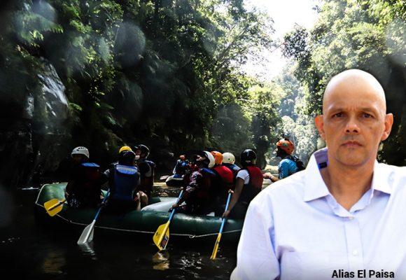 Mi viaje con los exguerrilleros del Paisa por el Caquetá