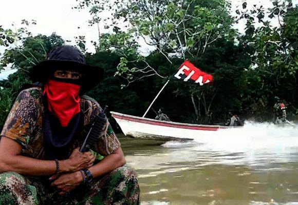 El comandante Uriel y su frente de guerra, imbatibles en el Chocó