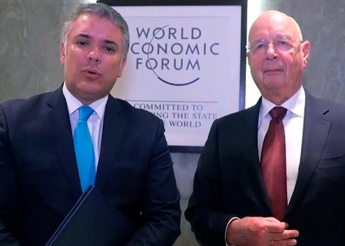 Colombia será la sede del Foro Mundial de Davos