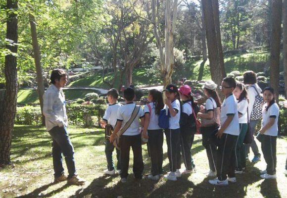 La educación ambiental, esperanza que agoniza