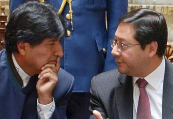 Dedazo de Evo Morales para las presidenciales: va Luis Arce