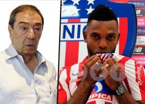 Los millones que gastó Fuad Char para que el Junior sea campeón de la Libertadores