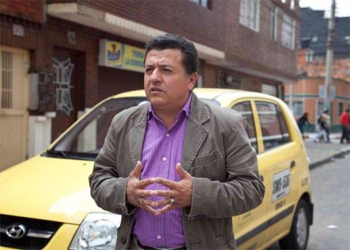 Hugo Ospina: el taxista más odiado de Colombia