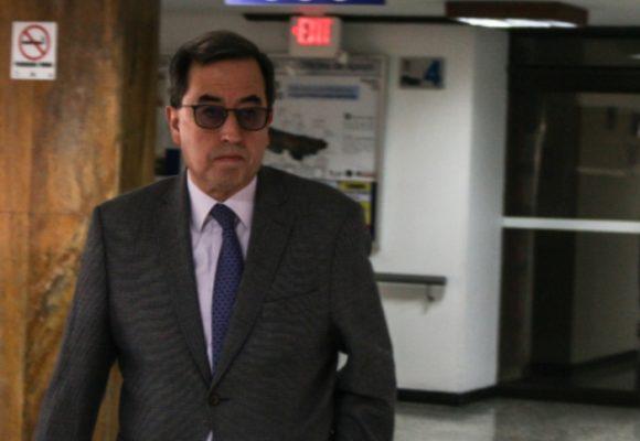 ¿Con quién pasa José Elías Melo sus días en la cárcel?