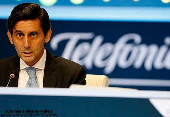 Alianza de ricos latinoamericanos para adquirir Telefonica