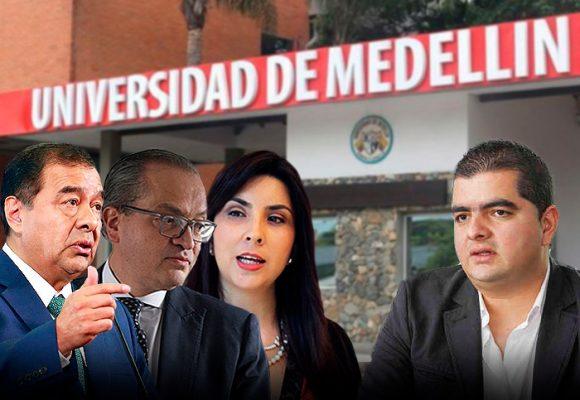 Los malabares del senador Julián Bedoya que le salieron caro a la Universidad de Medellín