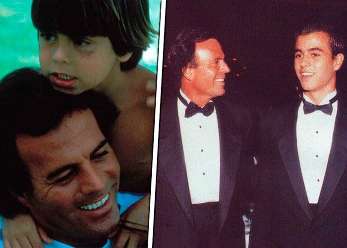 El desprecio de Julio Iglesias por su hijo Enrique
