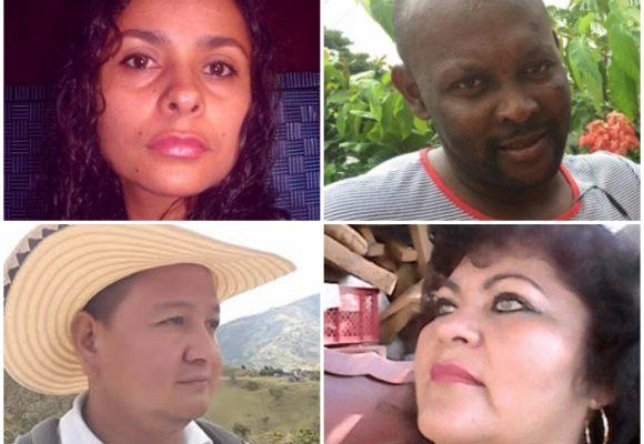 Sangriento comienzo de año para los líderes: 21 asesinatos en 17 días